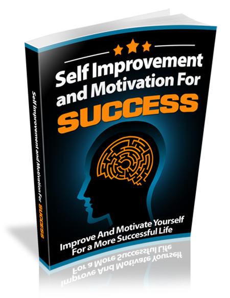 Self Improvement and Motivation for Success Book