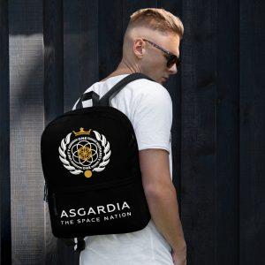 Asgardian Backpack, Black