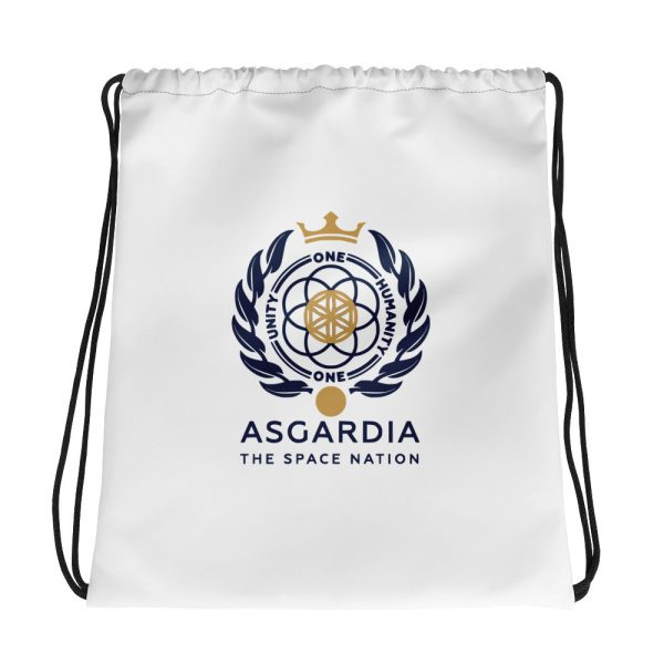 Asgardian Drawstring Bag