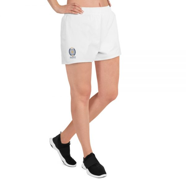 Asgardian Woman's Athletic Short Shorts, Alt