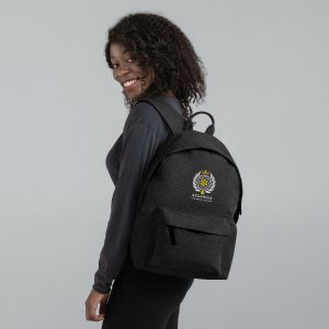 Asgardian Embriodered Backpack