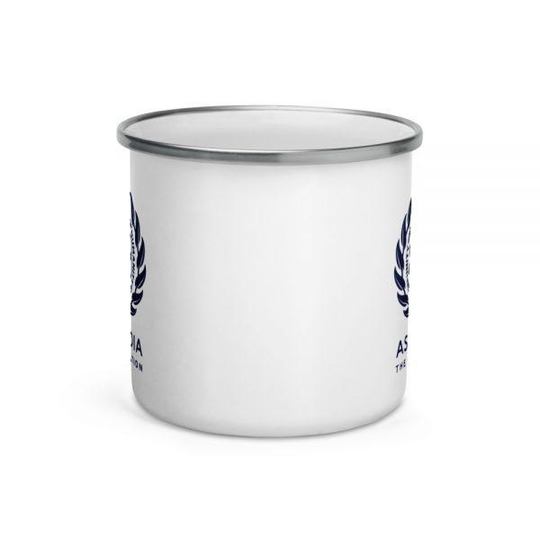 Asgardian Enamel Mug, Side