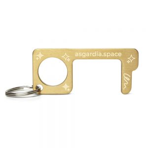 Bronze Asgardian Touch Tool