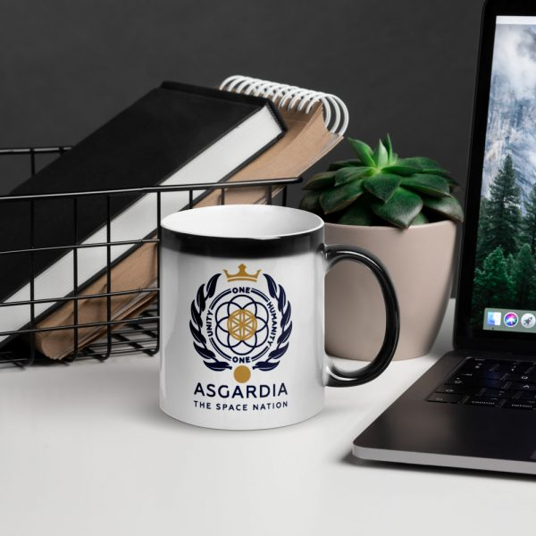 Asgardian Magic Mug