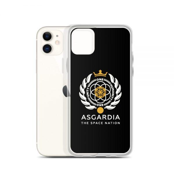 Asgardian iPhone Case, Black