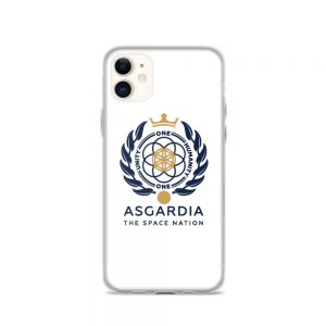 Asgardian iPhone Case, White