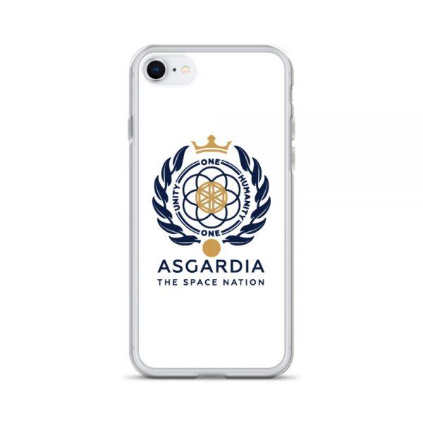 Asgardian iPhone Case, White