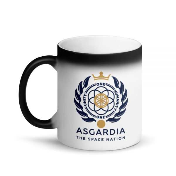 Asgardian Magic Mug
