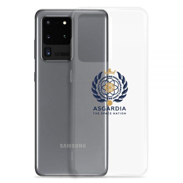 Clear Asgardian Samsung Case