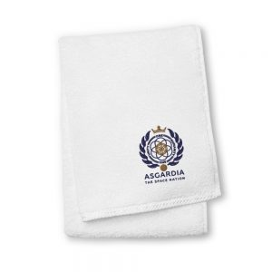 Asgardian Turkish Towel, Small