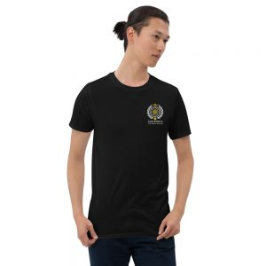 Asgardian Unisex Short Sleeve T-Shirt, Black