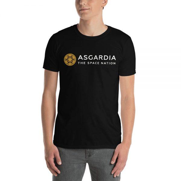 Unisex Asgardian T-Shirt, Black
