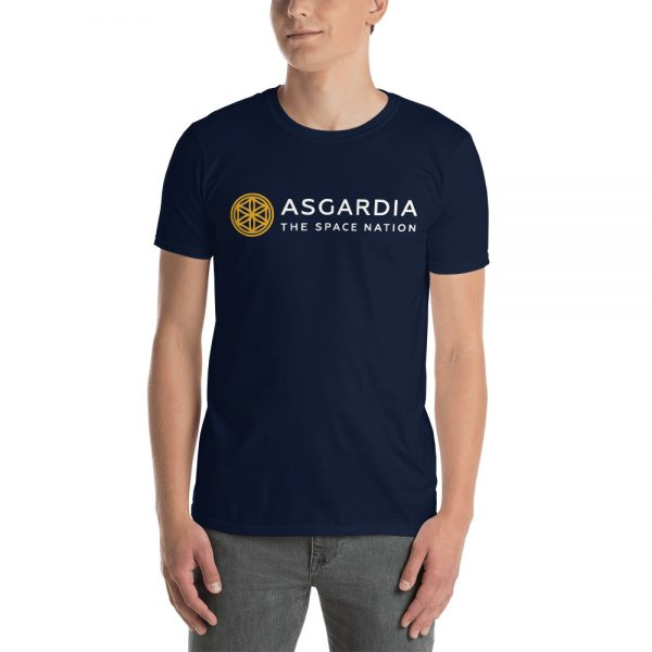 Unisex Asgardian T-Shirt, Navy Blue