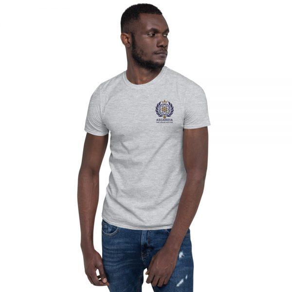 Asgardian Unisex Short Sleeve T-Shirt, Light-