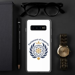 Parliament Of Asgardia Samsung Case
